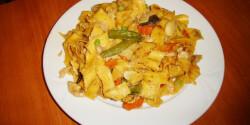 Sült tészta kínai módra