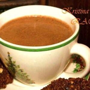 Diós kávé