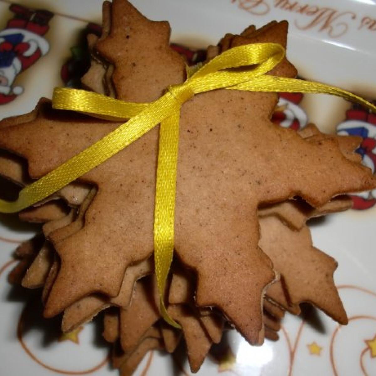 Ezen a képen: Svéd gyömbéres keksz