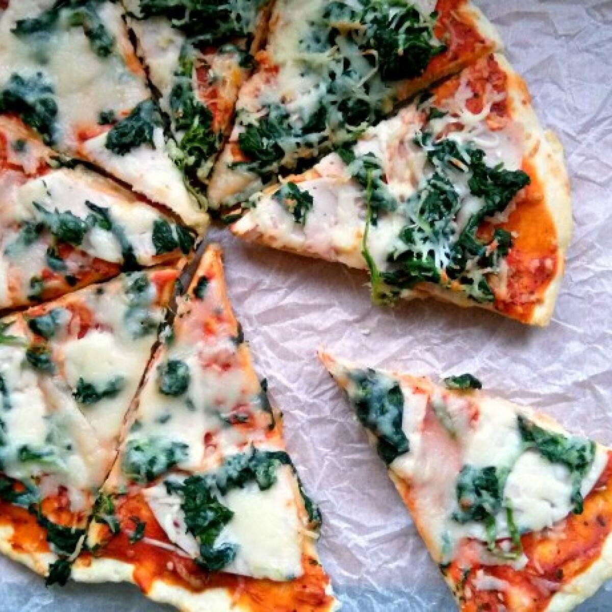 Ezen a képen: Házi pizza csorbaviki konyhájából