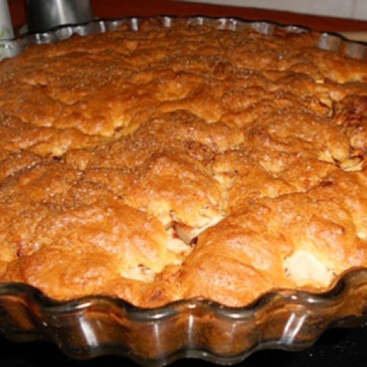 Ezen a képen: Ír almatorta esztike konyhájából