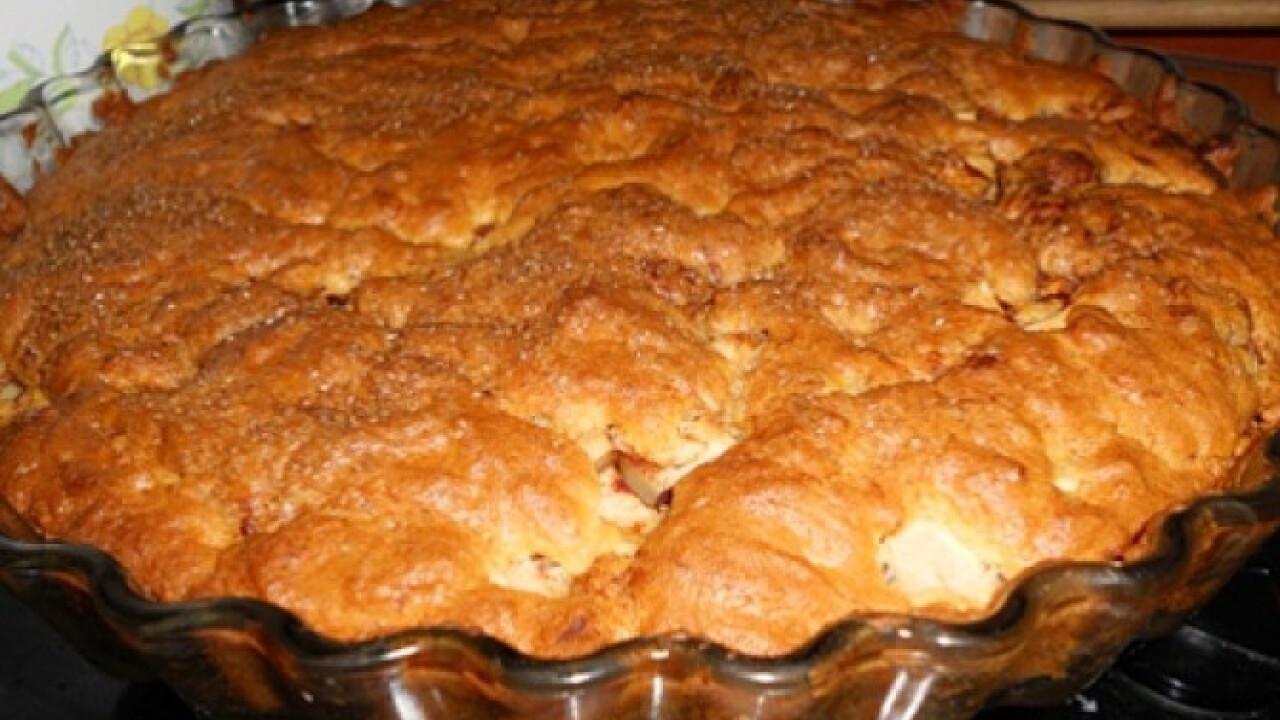 Ír almatorta esztike konyhájából