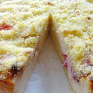 Epres-túrós sütemény Glasertől