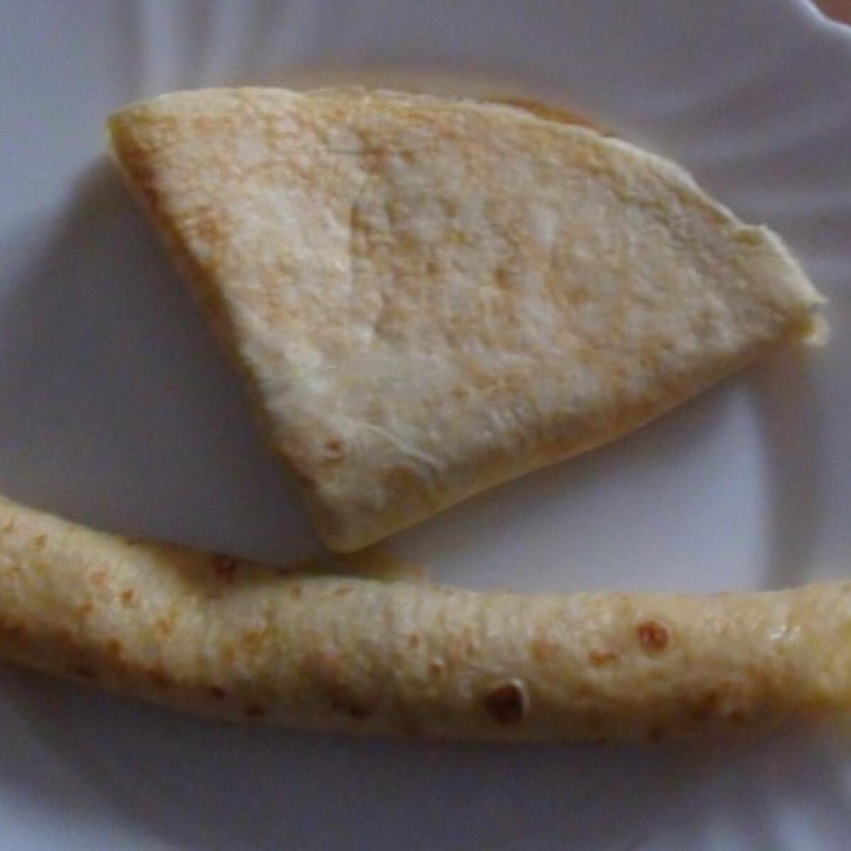 Ezen a képen: Kókuszos palacsinta