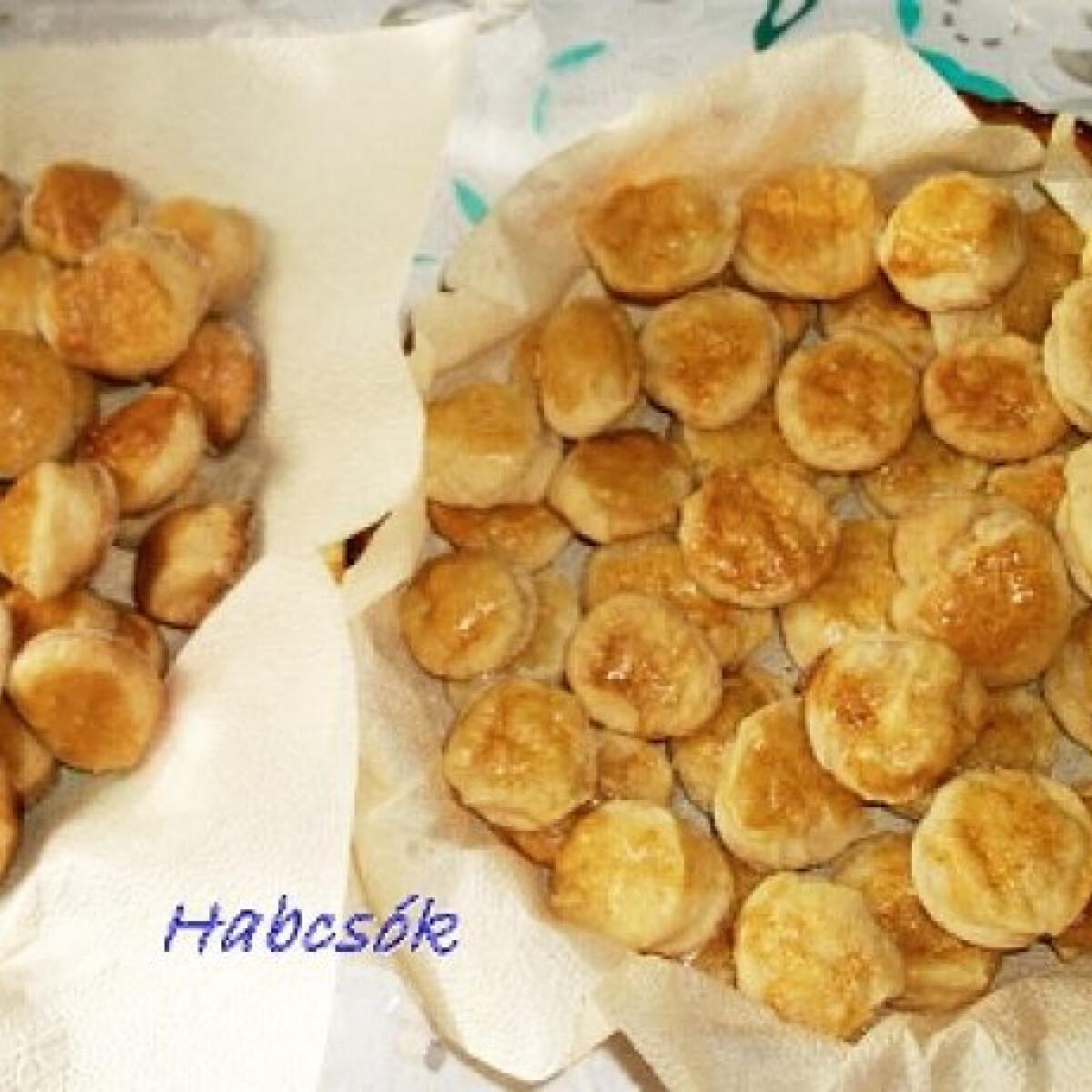 Krumplis pogácsa réteslisztből