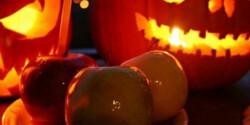 Karamellás Almák Halloweenre
