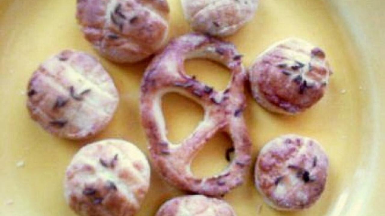Gluténmentes pogácsa Lecsólánytól