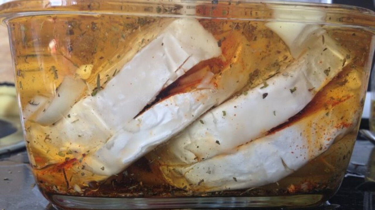 Nakladany hermelin avagy pácolt camembert
