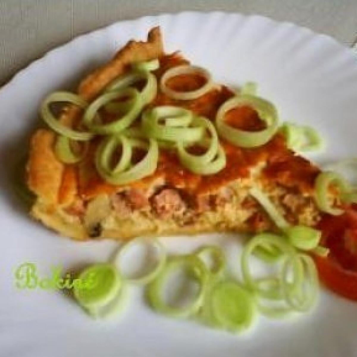 Rántottás pite Bokinak