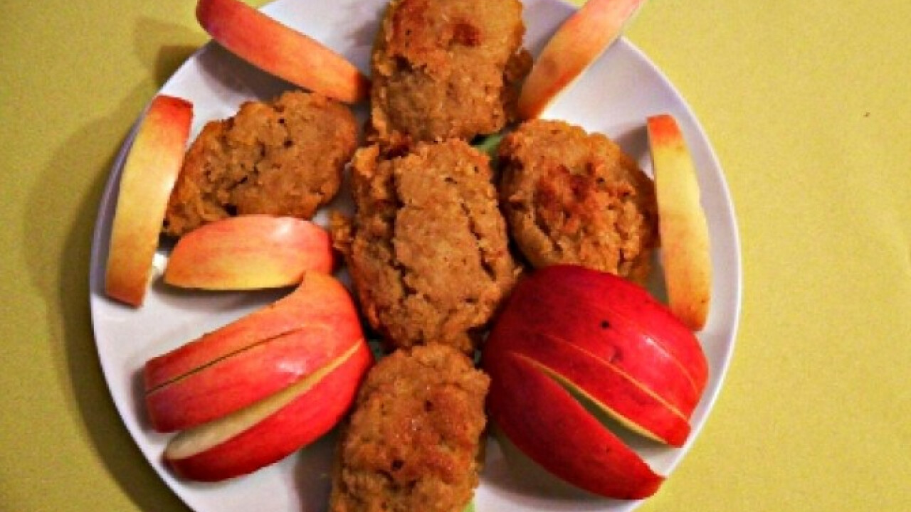 Zalai almás falatkák