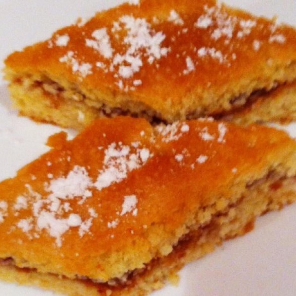 Ezen a képen: Almás pite RituCicu konyhájából