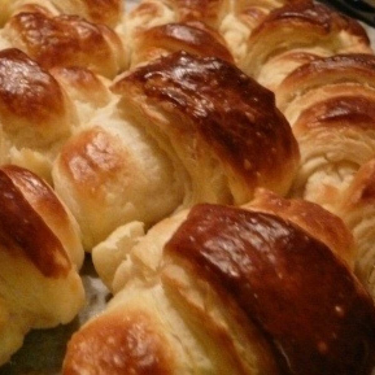 Ezen a képen: Tökéletes croissant (Croissant 3.)