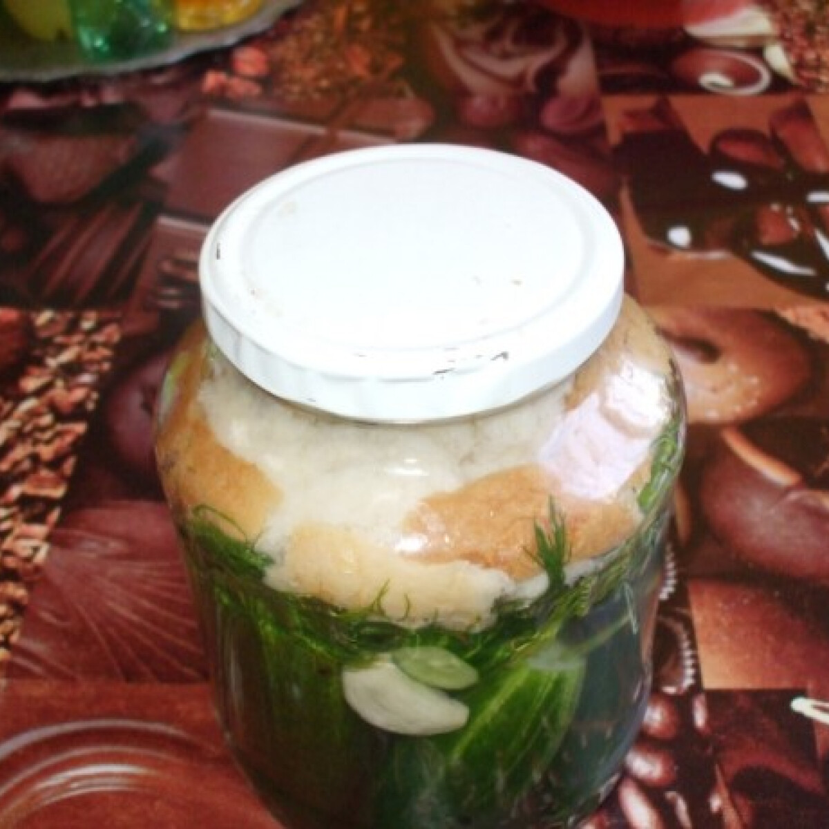 Ezen a képen: Vircsike féle kovászos uborka