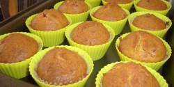 Málnás muffin Cynthia konyhájából