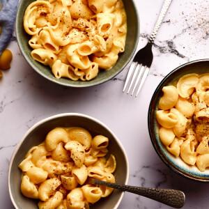 Egyedényes Mac & Cheese