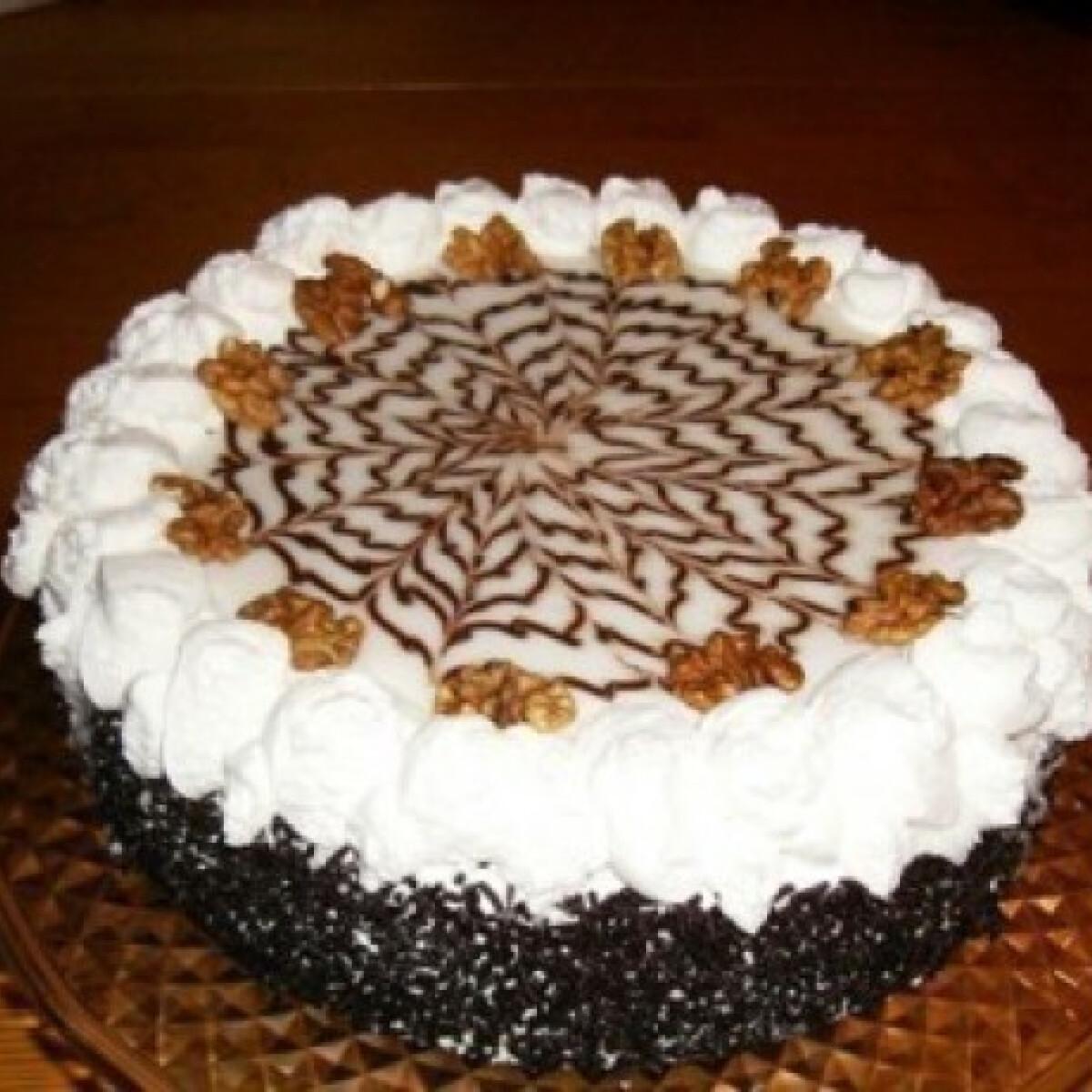 Ezen a képen: Príma Eszterházy torta