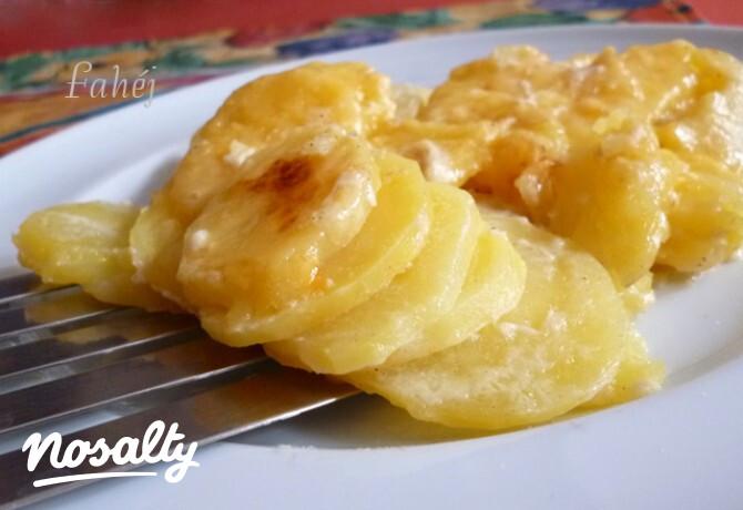 Ezen a képen: Francia krumpli Fahéj konyhájából