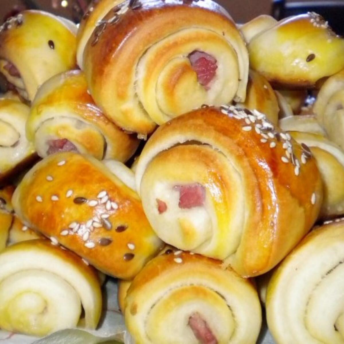 Sajtos tekercs Malandrina konyhájából