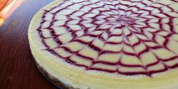 Málnás sajttorta szandiika konyhájából