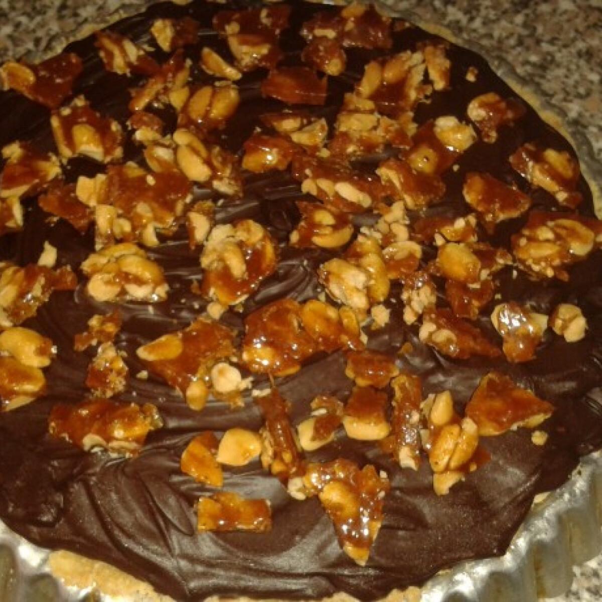 Grillázsos csokitorta Ribizli konyhájából