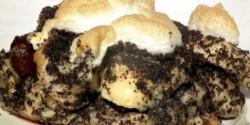 Mákos guba vaníliásan-mézesen