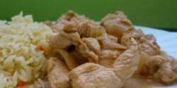 Fűszeres joghurtos csirke