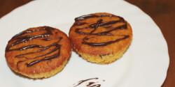 Nutellás-sütőtökös muffin