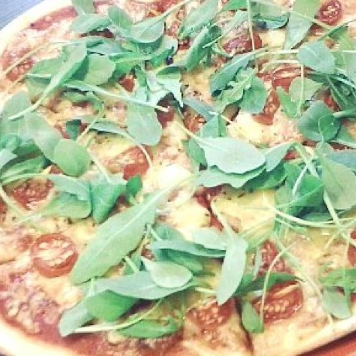 Ezen a képen: Pizzatészta rétesliszttel