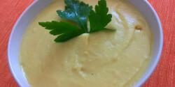Egyszerű-egészséges sárgaborsó főzelék rántás nélkül