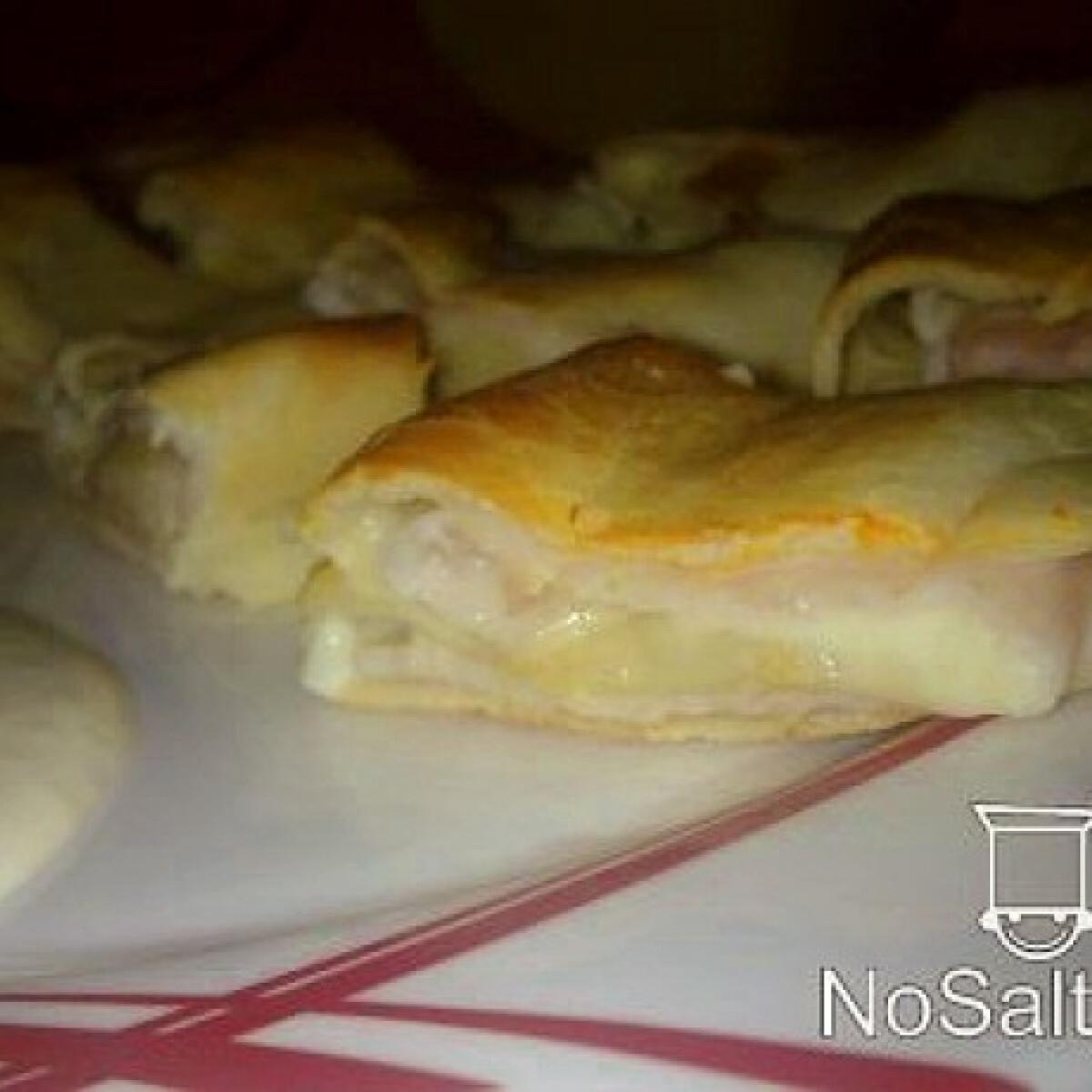 Ezen a képen: Olasz krémsajtos szendvics