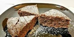 Rumos-mákos sütemény