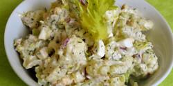Karfiolsaláta Glaser konyhájából