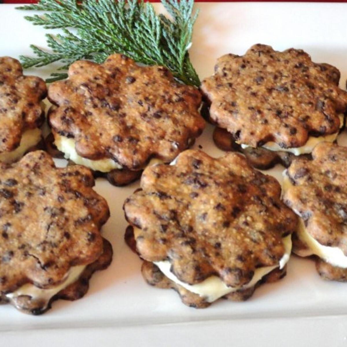 Ezen a képen: Tiramisu keksz