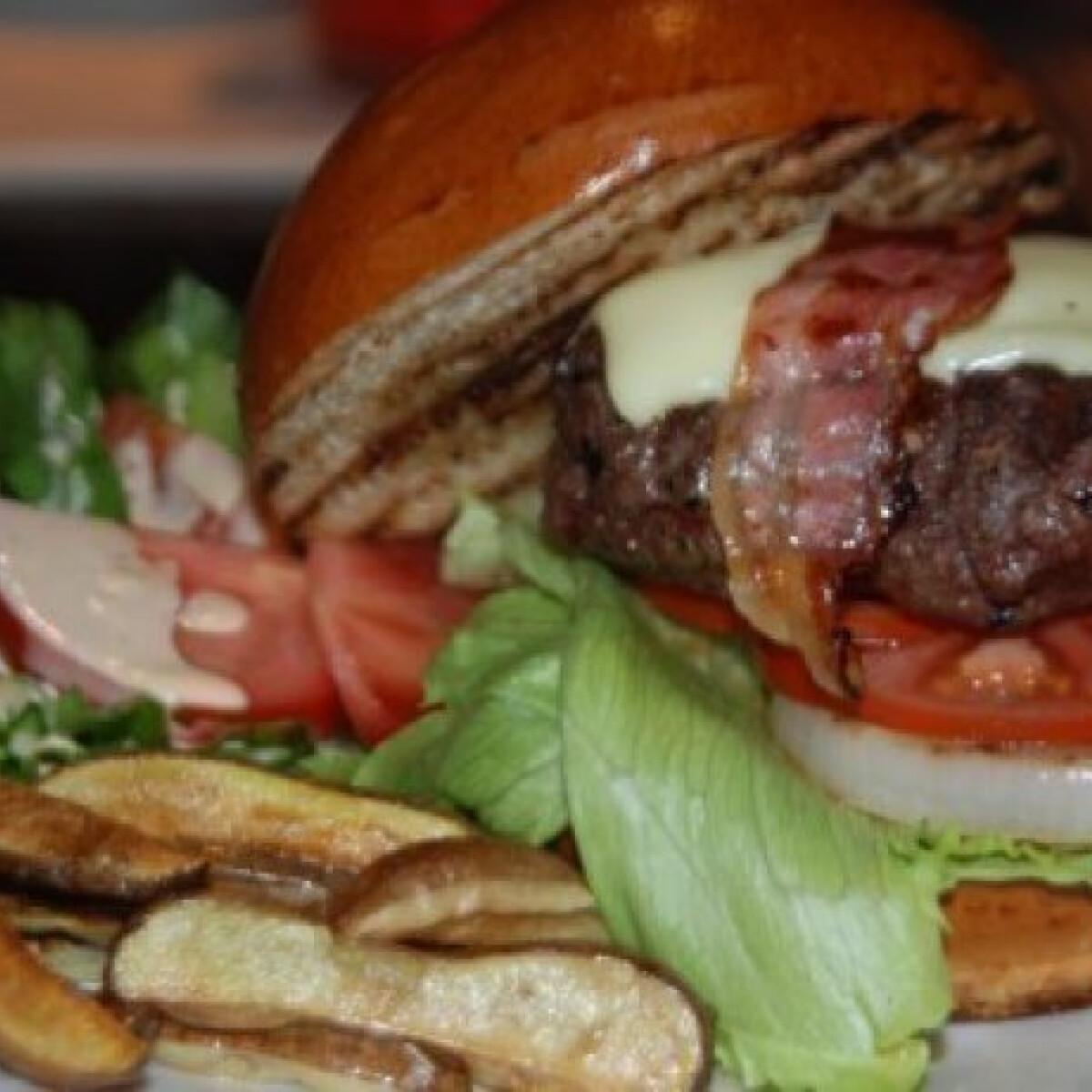 Hamburger 5. - apa féle