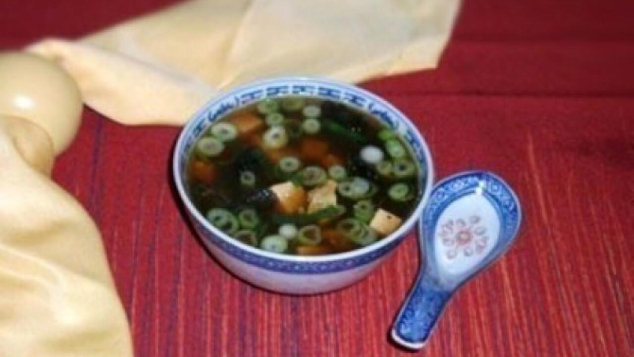 Kínai csípős-savanyú leves 3.