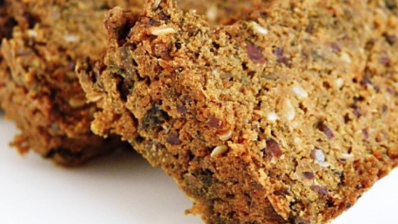 Paleo magvas kenyér glutén- és tejmentes