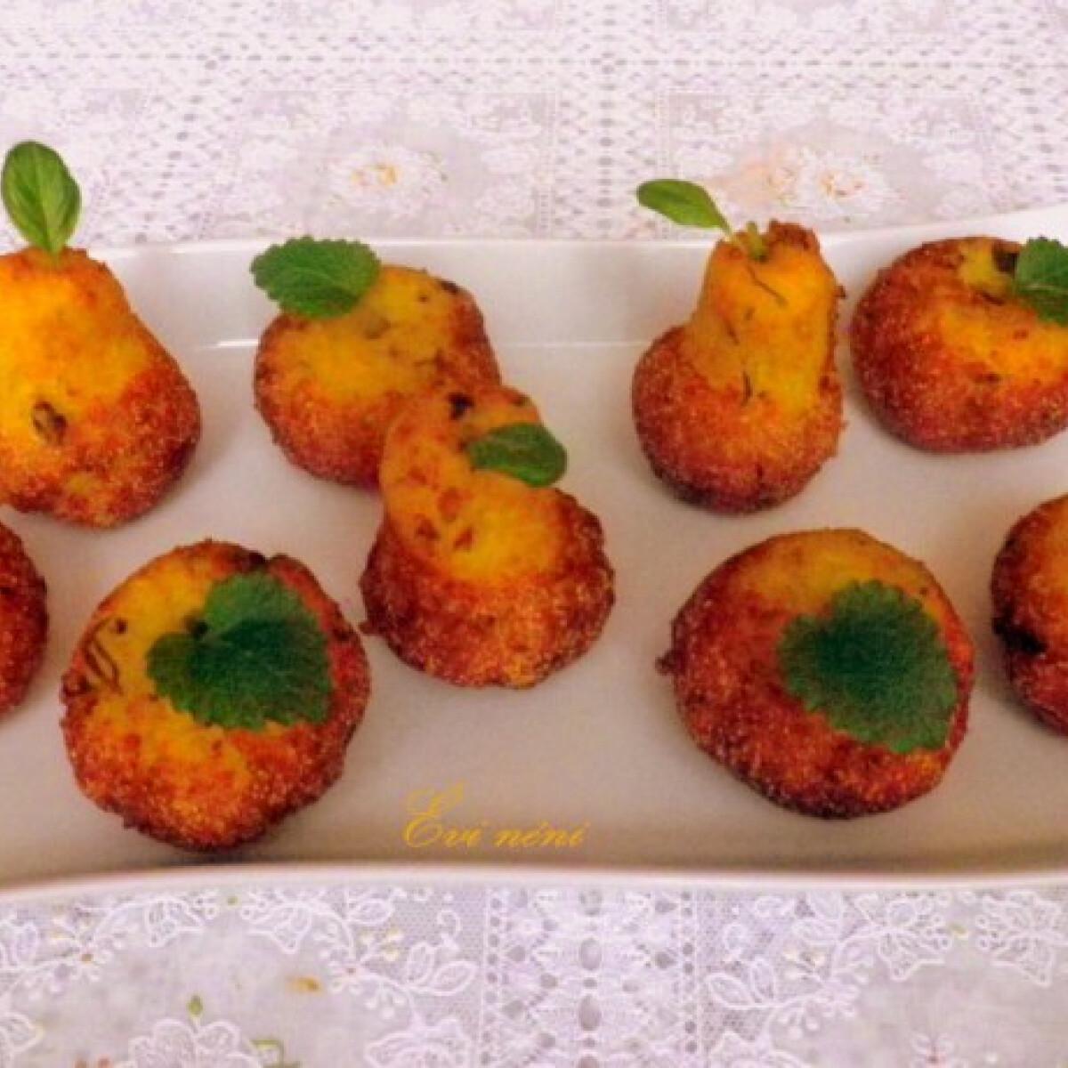 Ezen a képen: Krumpli gyümölcsök