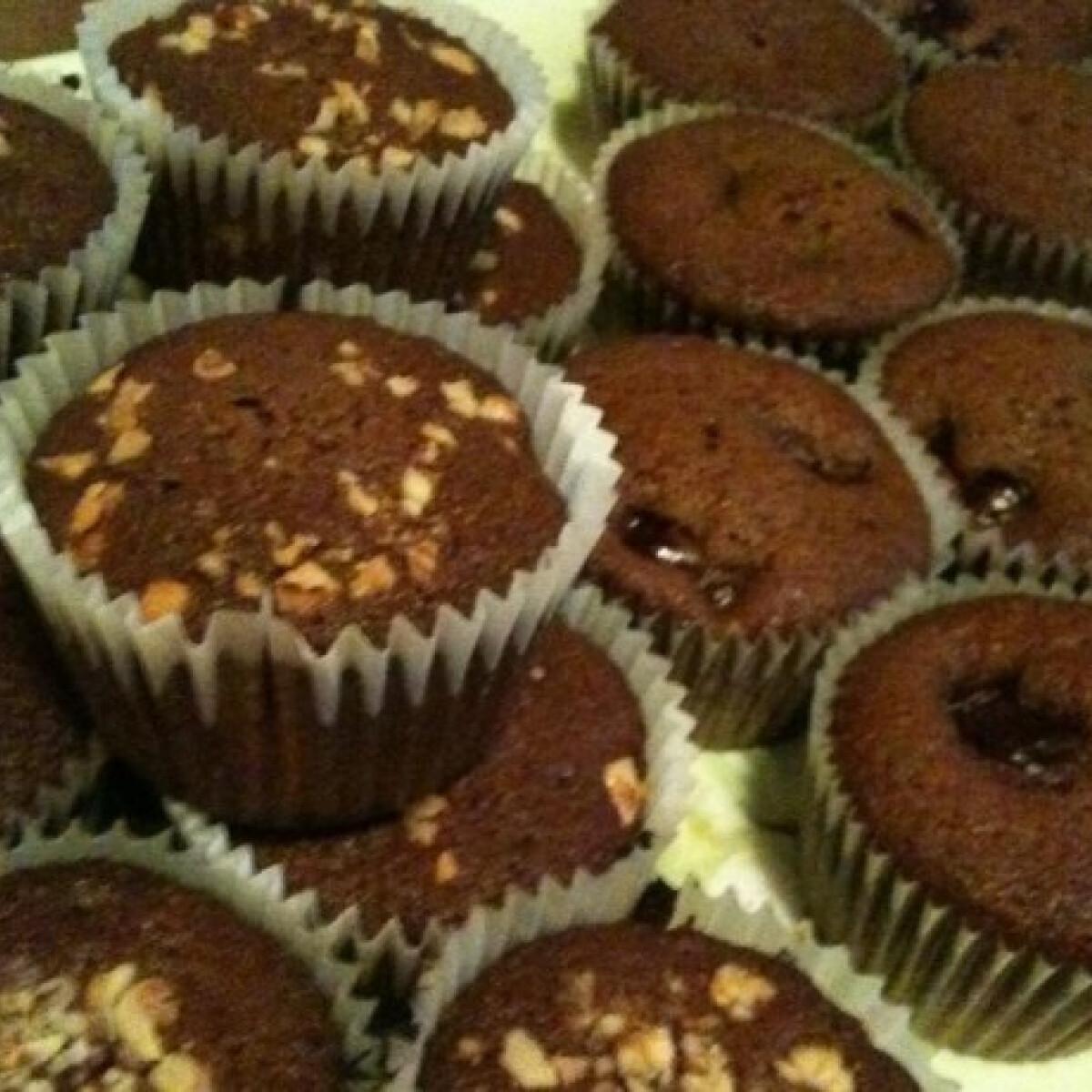 Ezen a képen: Muffin Andi konyhájából