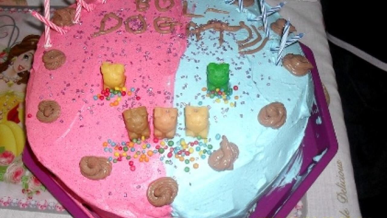 Tejszínes-csokoládés torta