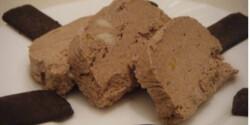 Csokoládéparfé