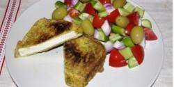 Fűszeres bundában sült tofu