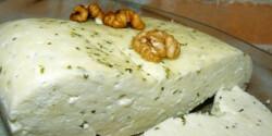 Házi sajt Timcsótól