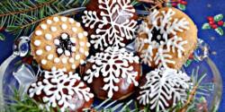 Karácsonyi mézes puszedli