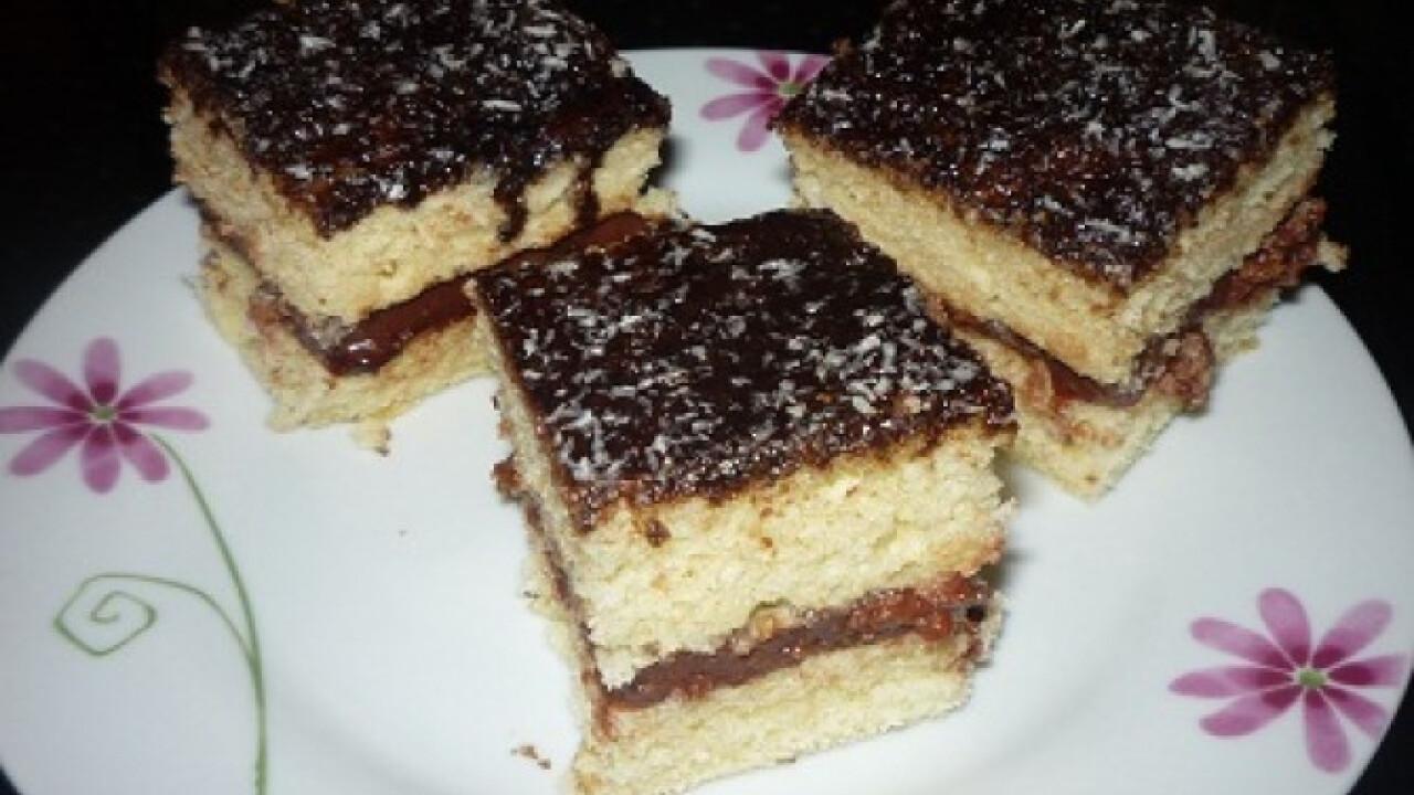 Pudingkrémes süti Attilától