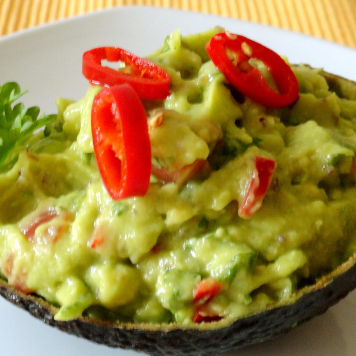 Guacamole Glaser konyhájából