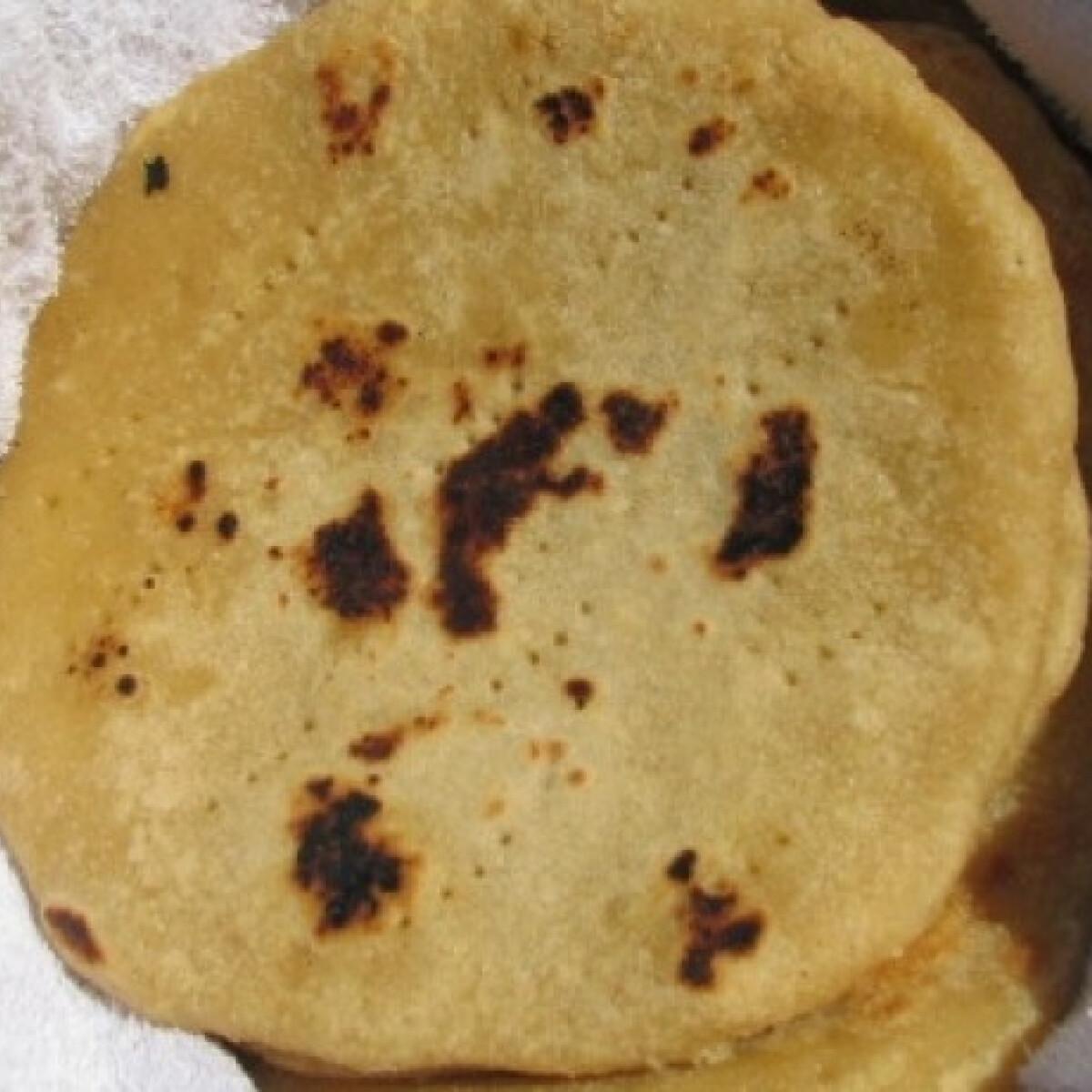 Ezen a képen: Berber kenyér