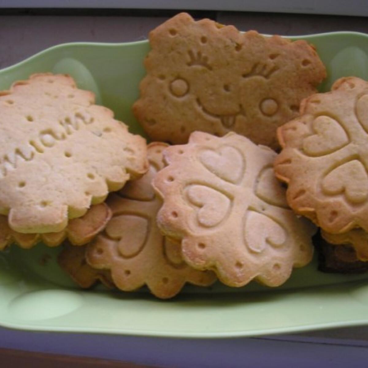 Ezen a képen: Pisztáciás keksz