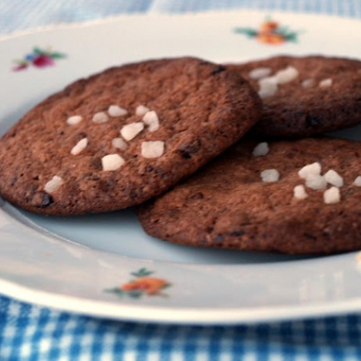 Ezen a képen: Csokis keksz chloedejonge konyhájából