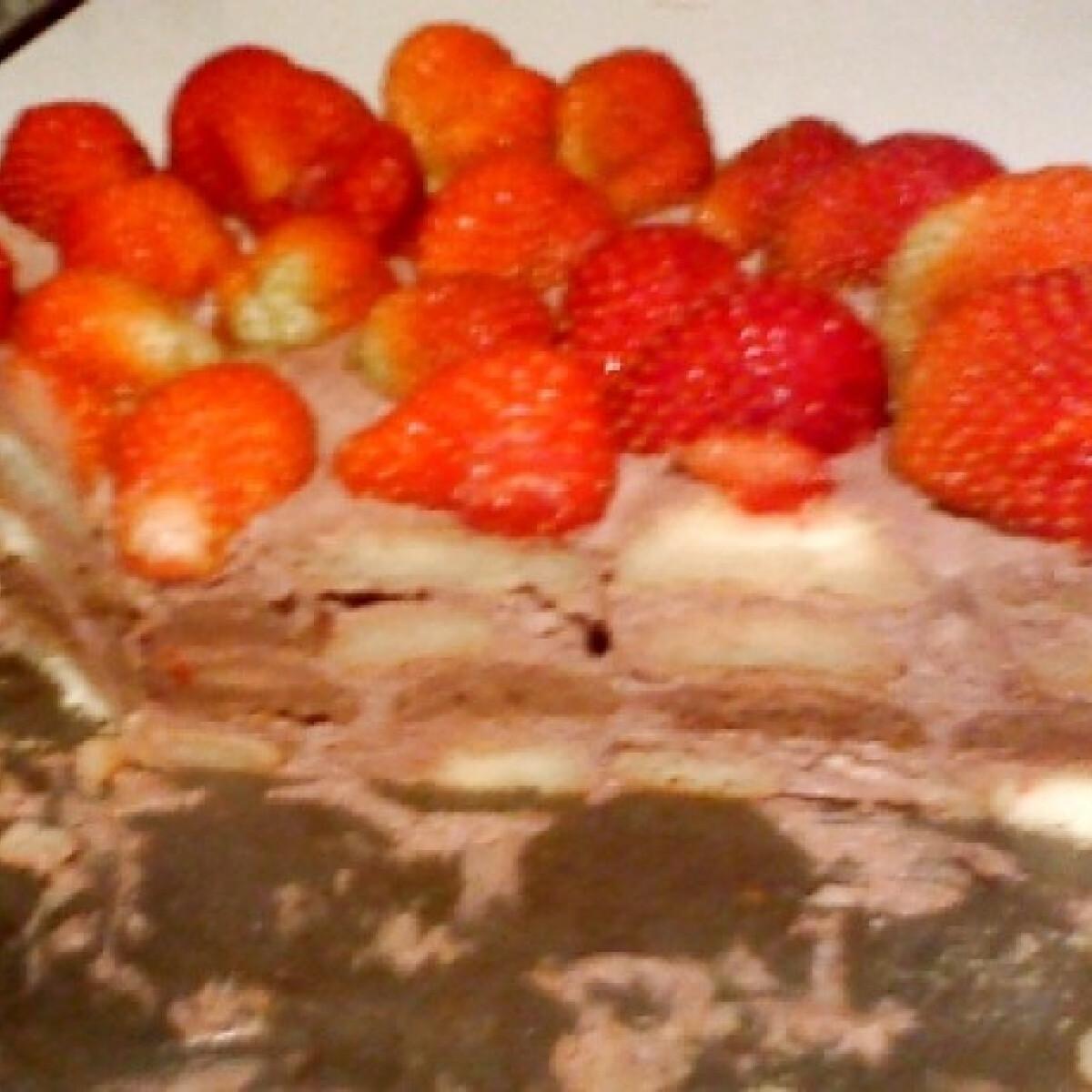 Ezen a képen: Termix torta