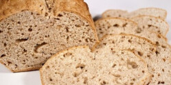 Élesztőmentes ír szódás kenyér 3.